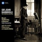 Mozart, Tchaikovsky & Glazunov: Violin Concertos de Jascha Heifetz