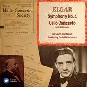 Elgar: Symphony No. 1, Op. 55 & Cello Concerto, Op. 85 de Sir John Barbirolli