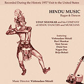 Hindu Music. Ragas and Dances de Uday Shankar
