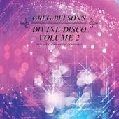 Greg Belson's Divine Disco, Vol. 2: Obscure Gospel Disco (1979 to 1987) de Greg Belson