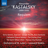 Kastalsky: Requiem for Fallen Brothers von Orchestra of St. Luke's