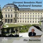 Platti: Keyboard Sonatas by Ilio Barontini