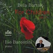 Bartók: For Children, Vol. 1 by Ilio Barontini
