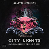 City Lights (feat. PhilMadeit, Louie Locc & P.Gizzo) by Phil