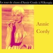 Le tour de chant d'Annie cordy à l'olympia by Annie Cordy