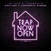 Trap Now Open de Corporate Cheese