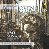 Beethoven: Piano Sonatas, Op. 109-111 von Elisabeth Leonskaja