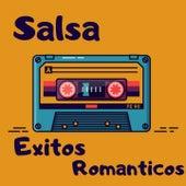 Salsa Exitos Romanticos by Eddie Santiago, Frankie Ruiz, Los Adolescentes, Luis Enrique, Tony Vega, Victor Manuelle, Willie Gonzalez