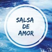 Salsa de Amor by Eddie Santiago, Frankie Ruiz, Los Adolescentes, Luis Enrique, Tony Vega, Victor Manuelle, Willie Gonzalez