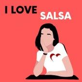 I Love Salsa de Eddie Santiago, Frankie Ruiz, Los Adolescentes, Luis Enrique, Tony Vega, Victor Manuelle, Willie Gonzalez