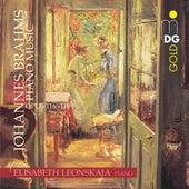 Brahms: Piano Works, Op. 116-119 von Elisabeth Leonskaja