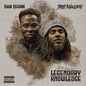 Legendary Knowledge de San Quinn