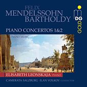 Mendelssohn: Piano Concertos 1 & 2 von Elisabeth Leonskaja