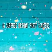 16 Surprise Birthday Party Starters de Happy Birthday