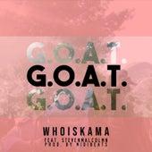 G.O.A.T de Whoiskama