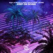 Keep On Going (feat. JAYNIE) by Viva La Panda