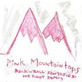 Rock 'N' Roll Fantasies: The First Demos (Demo) de Pink Mountaintops