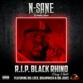 R.I.P. Black Rhino (feat. Big Loco, Brainwash & Big Juice) de Nsane