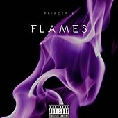 Flames by Princeple