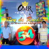Rey de Rocha: La Evolución Sin Límite, Vol. 54 de Rey De Rocha