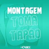 Montagem Toma Tapão de DJ Cabide