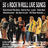 50's Rock'n Roll Live Songs by Various Artists