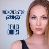 We Never Stop (Remix Contest) de Gonzi