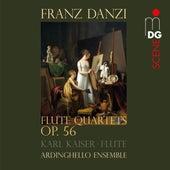 Danzi: Flute Quartets von Ardinghello Ensemble