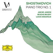 Shostakovich: Piano Trio No. 1, Op. 8: II. Andante - Meno mosso - Moderato - Allegro - Prestissimo fantastico - Andante - Poco più mosso (Live from Verbier Festival / 2017) de Janine Jansen