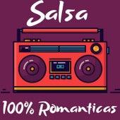 Salsa 100% Románticas de Hector Tricoche, Hildemaro, Maelo Ruiz, Nino Segarra, Orquesta Adolescentes, Rey Ruiz, Tito Gomez, Willie Rosario
