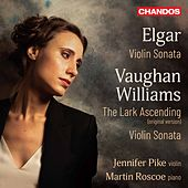 Elgar & Vaughan Williams: Works for Violin & Piano de Jennifer Pike