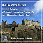 The Great Conductors: Leopold Stokowski at Edinburgh International Festival, 1961 (2020 Remaster) [Live] de Leopold Stokowski
