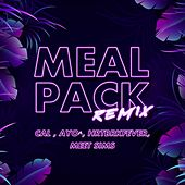 Meal Pack (feat. AYO^, HRTBRKFEVER & MEETSIMS) (Remix) by Cal