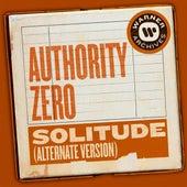 Solitude (Alternate Version) de Authority Zero