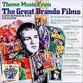 Themes from The Great Brando Films de Elmer Bernstein