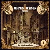 Holmes & Watson Mysterys Teil 1 - Die Kutsche des Todes von Holmes & Watson