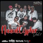 NaucalCypher (feat. Lil Rem, Killv, Richie Montana, Death, Alfa R, Código 420, Lil Honer, Mao Lzm & Silent) by Wezo