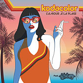L'amour à la plage de Kodacolor