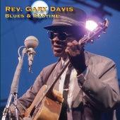 Blues & Ragtime de Reverend Gary Davis