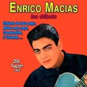 Les premiers succès 1962-1963 (25 titres) de Enrico Macias