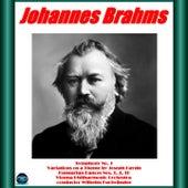 Brahms: Symphony No. 1, Haydn Variations, 3 Hungarian Dances by Wilhelm Furtwängler