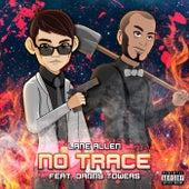 No Trace (feat. Danny Towers) van Lane Allen