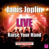 Raise Your Hand (Live) de Janis Joplin
