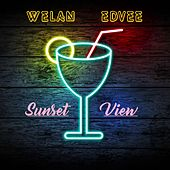Sunset View by Welan Edvee