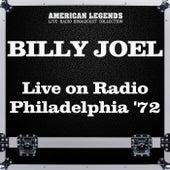 Live on Radio Philadelphia '72 de Billy Joel