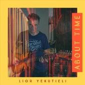 About Time de Lior Yekutieli