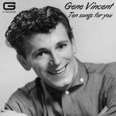 Ten songs for you van Gene Vincent
