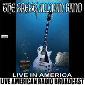 Live In America (Live) di Gregg Allman