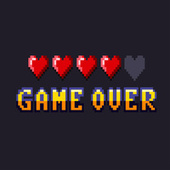 Game Over di Various Artists