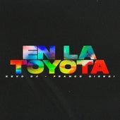 En la Toyota de Kevo DJ